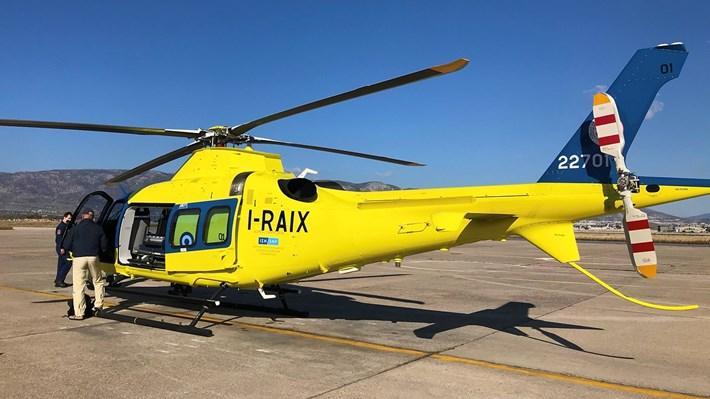 Παραλαβή 2 Νέων Αεροσκαφών για την Ενίσχυση των Αεροδιακομιδών του ΕΚΑΒ Δωρεάς του ΙΣΝ Ύψους €16 εκατομμυρίων