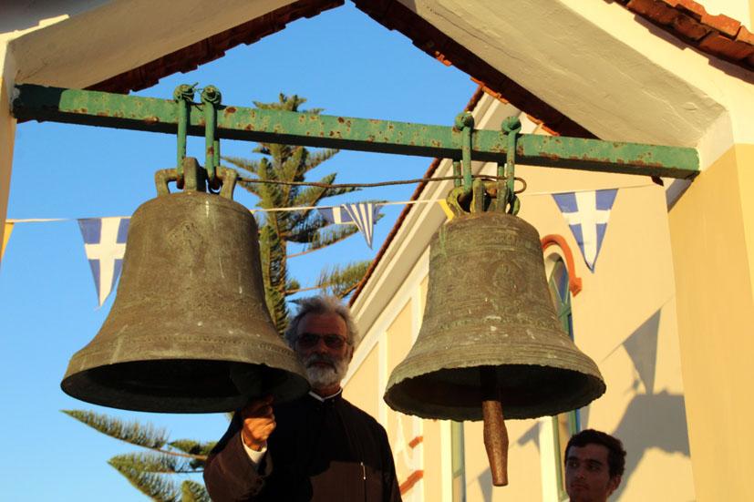 Στις 8:15 φέτος η Ανάσταση στην Αγία Μαρίνα στα Μιχαλιτσάτα