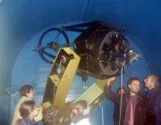«Τηλεσκόπιο ΑΜ» του Aστεροσκοπείου KIE  «Εύδοξος» της Κεφαλονιάς……