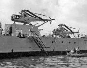 Ένα βρετανικό ελικόπτερο του 1952, αρωγός στους σεισμοπλήκτους των Ιονίων Νήσων…