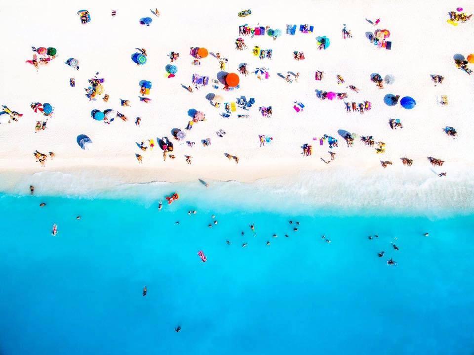 Γαλάζιες Σημαίες 2021: Ξεχωρίζει η Κεφαλονιά με 16 παραλίες  Ποιες είναι στην «χρυσή» λίστα