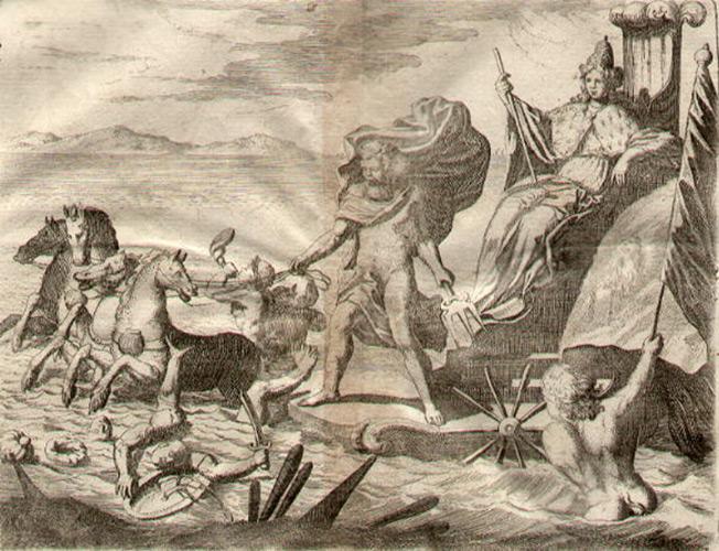 «Ιστοριογραφικές αναμνήσεις του Βασιλείου του Μορέα, Βενετία 1692»