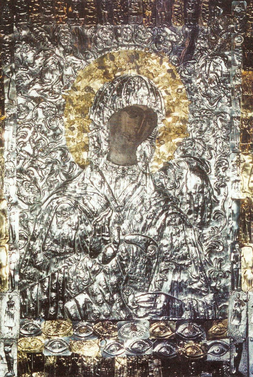 Μοναδική στην Ελλάδα η Παναγία η Δαμασκηνή του Ληξουρίου  H εορτάζουσα τη Νια Τρίτη