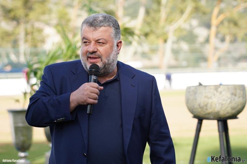 Οργή ΣΥΡΙΖΑ για Μιχαλάτο: Η διάσπαση του Δήμου Κεφαλονιάς είναι ΝΙΚΗ ΤΗΣ ΤΟΠΙΚΗΣ ΚΟΙΝΩΝΙΑΣ και όχι επιχείρημα ''ξεπλύματος'' ζητημάτων ηθικής τάξης