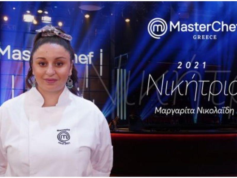 Masterchef: Μεγάλη νικήτρια η Μαργαρίτα – Μάθετε τι θα κάνει το έπαθλο των 60