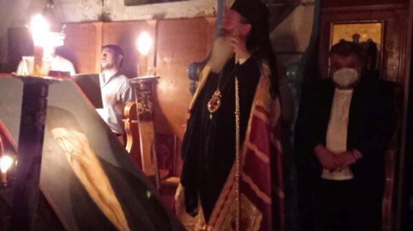 Αγρυπνία στην Ιερά Μονή Άτρου το αρχαιότερο μοναστήρι της Κεφαλονιάς