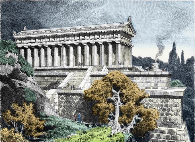 Σαν σήμερα, 21 Ιουλίου κάποιος Ηρόστρατος για να τον γράψει η Ιστορία καταστρέφει ένα από τα 7 θαύματα του κόσμου
