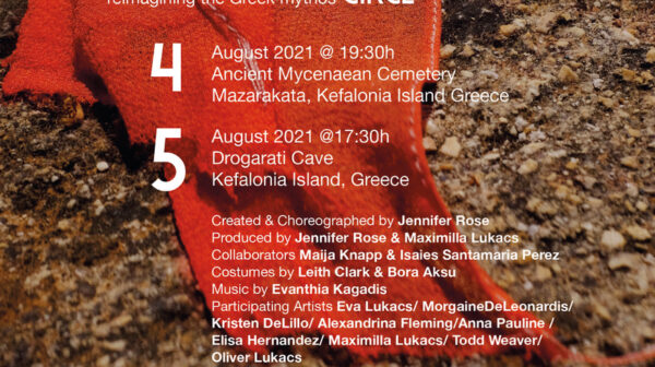 Alchemy of Movement – Move my Blood Dance Performance