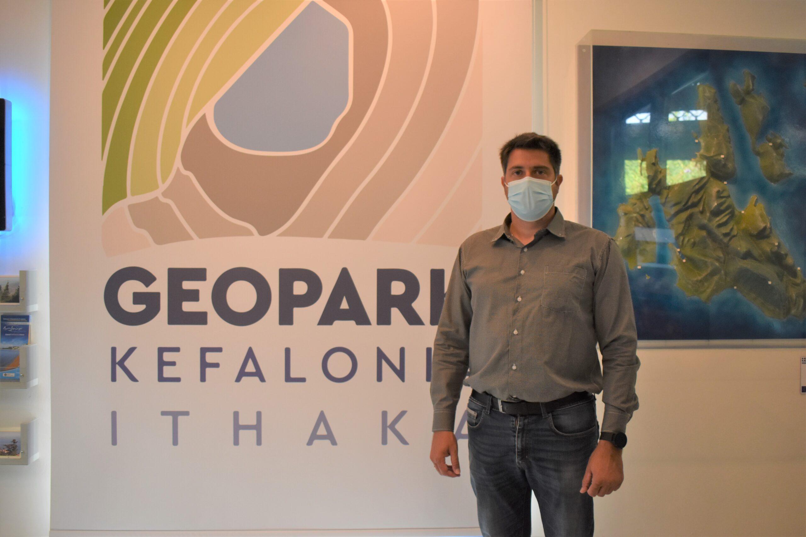 Ο Διευθυντής του Φορέα Διαχείρισης Αίνου Μιχάλης Ξανθάκης μιλάει αποκλειστικά στο Ekefalonia για τις δράσεις και τους στόχους του οργανισμού [εικόνες]