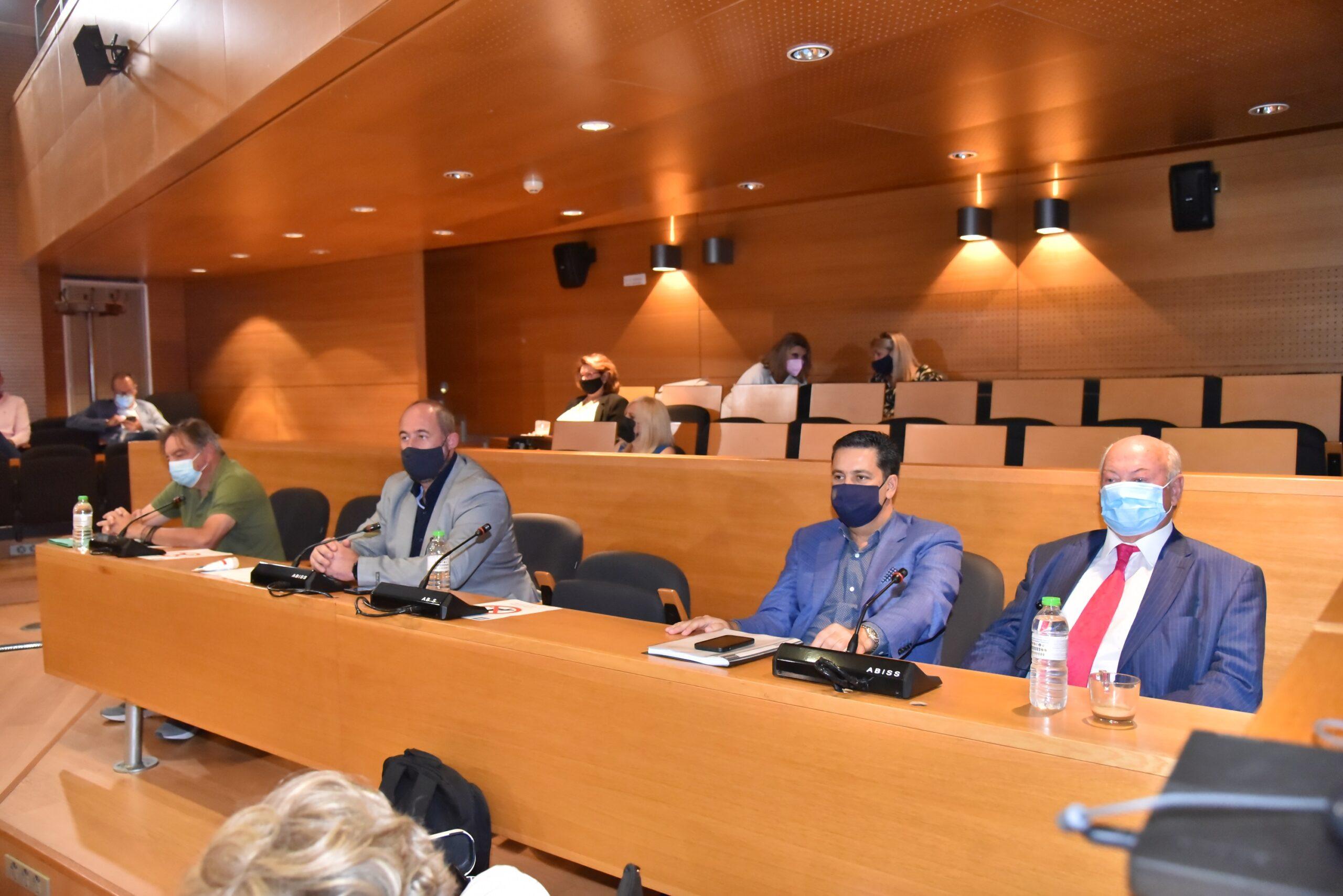 Ο Πρόεδρος της ΠΕΔ ΙΝ Αλέξανδρος Παρίσης στη Θεσσαλονίκη για τη συνεδρίαση της ΚΕΔΕ [εικόνες]