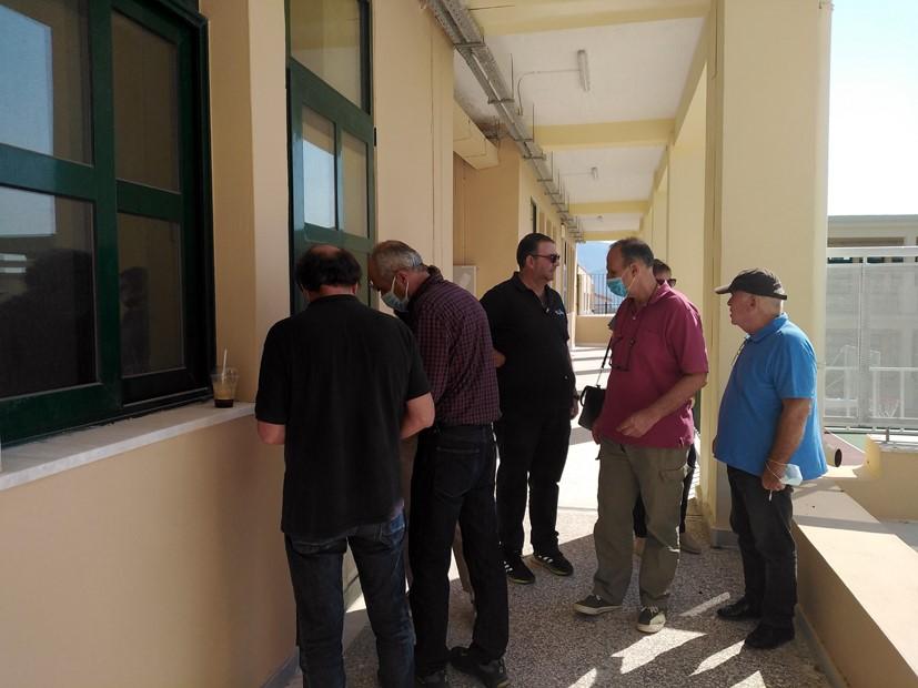 Παραδόθηκε στο Δήμο Ληξουρίου το συγκρότημα Πετριτσείου Γυμνασίου και Λυκείου [εικόνες]