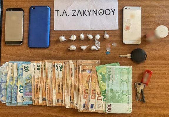 Ζάκυνθος: Συνελήφθη ημεδαπός για βίαιη επίθεση σε αστυνομικούς και διακίνηση ναρκωτικών ουσιών