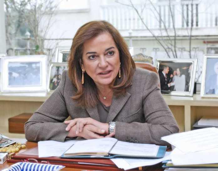Διαγνώστηκε με καρκίνο η Ντόρα Μπακογιάννη: Η ανάρτησή της