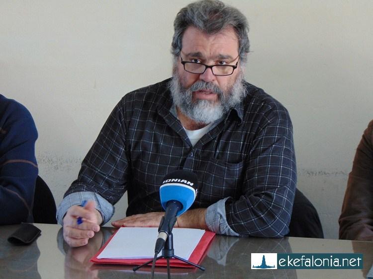 ΕΛΜΕ  ΚΙ: Ένας χρόνος χωρίς τον Διονύση Γεωργόπουλο  Εκδήλωση μνήμης στο Εργατικό Κέντρο