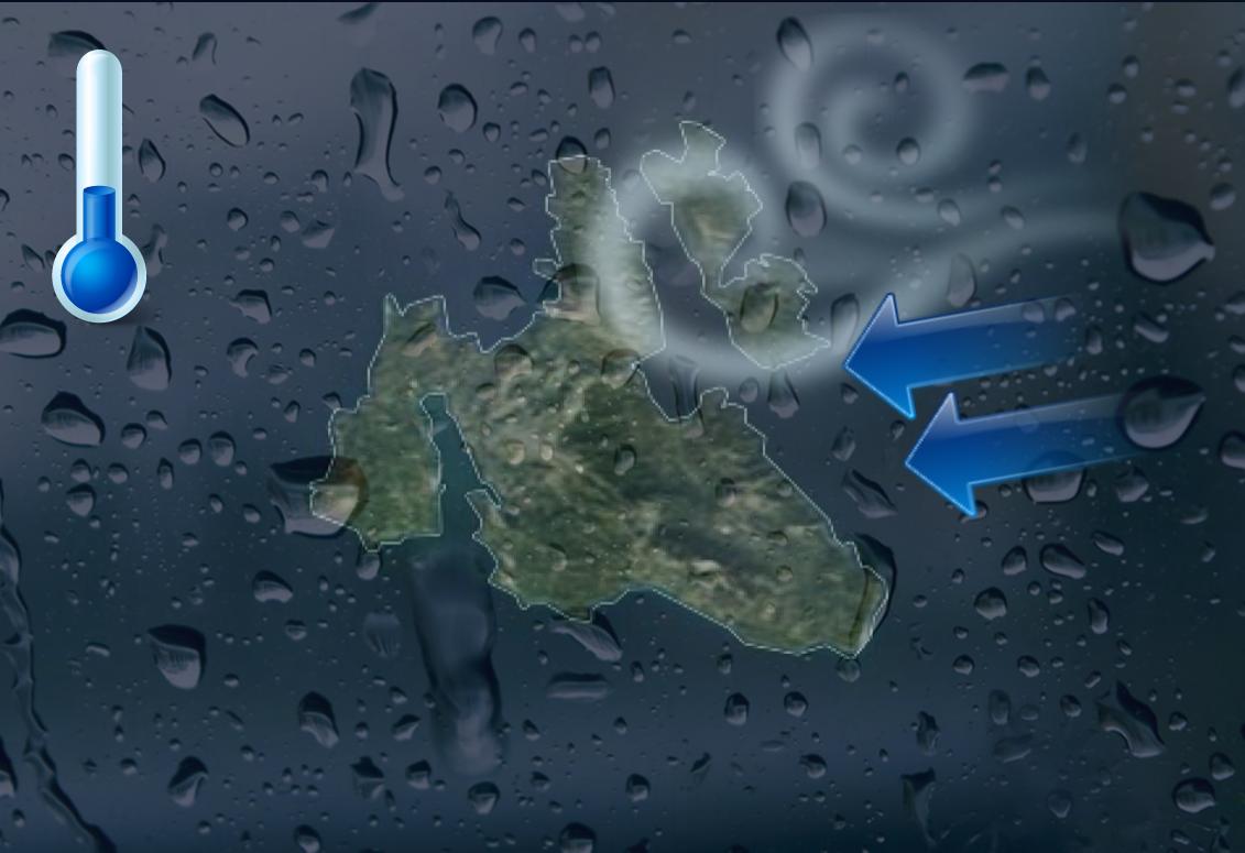 Έρχεται νέα επιδείνωση με βροχές και πτώση της θερμοκρασίας  Οι πρώτες ενδείξεις για την 28η Οκτωβρίου