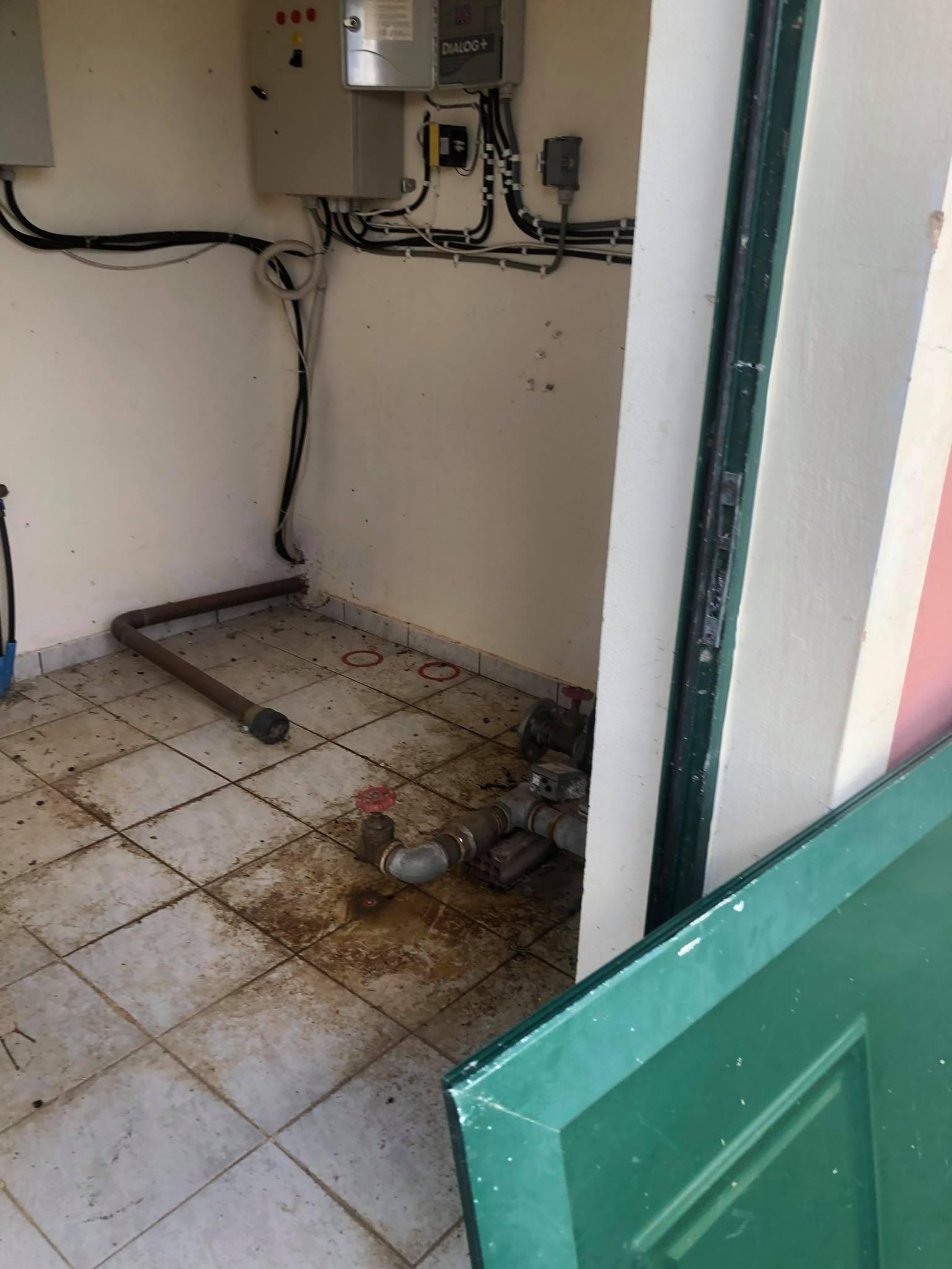 Γιάννης Πετράτος  Ισχυρή Κεφαλονιά: Κατεστραμμένο μετά από ενάμιση χρόνο απόλυτης εγκατάλειψης το καινούριο γήπεδο Τζαννάτων [εικόνες]
