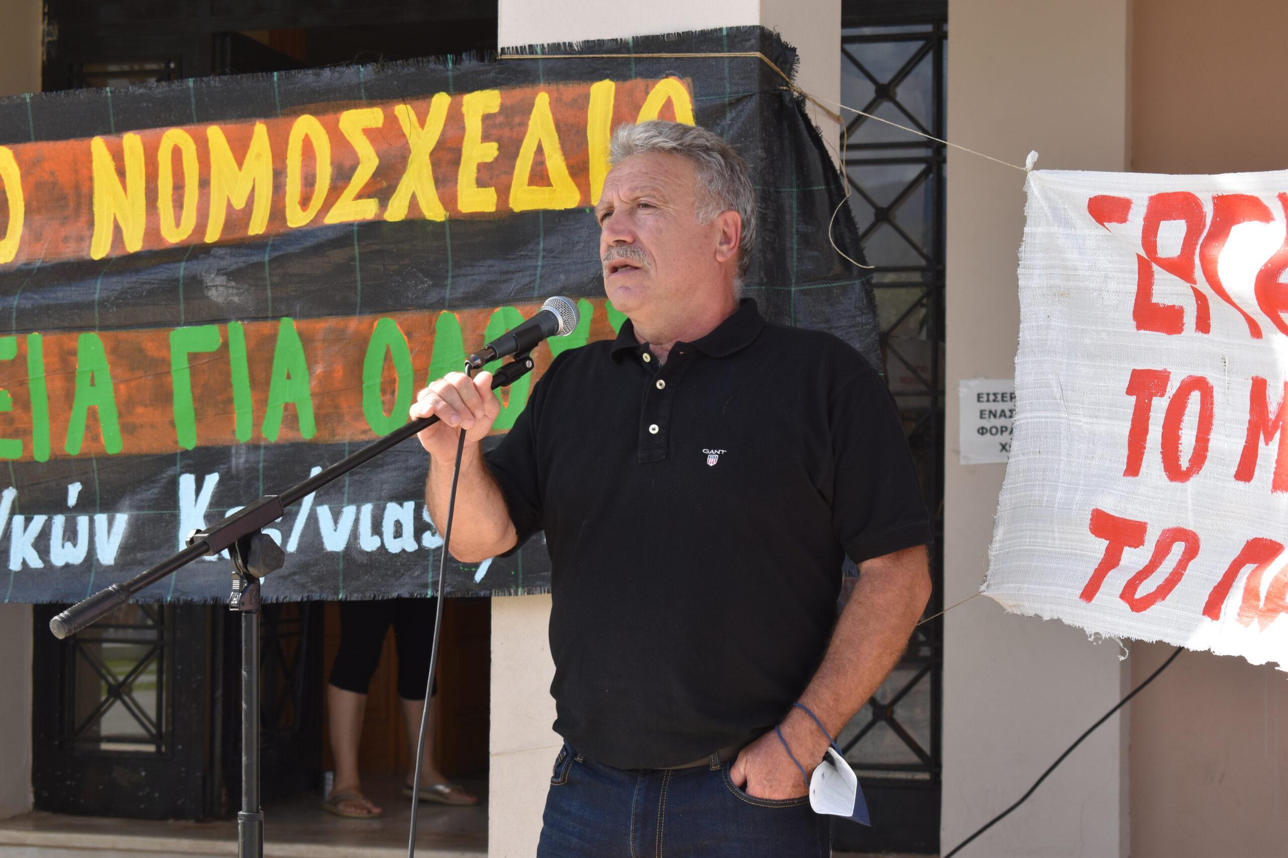 Λαϊκή Συσπείρωση Ληξουρίου: Αίτημα για σύγκλιση Έκτακτου Δημοτικού Συμβουλίου