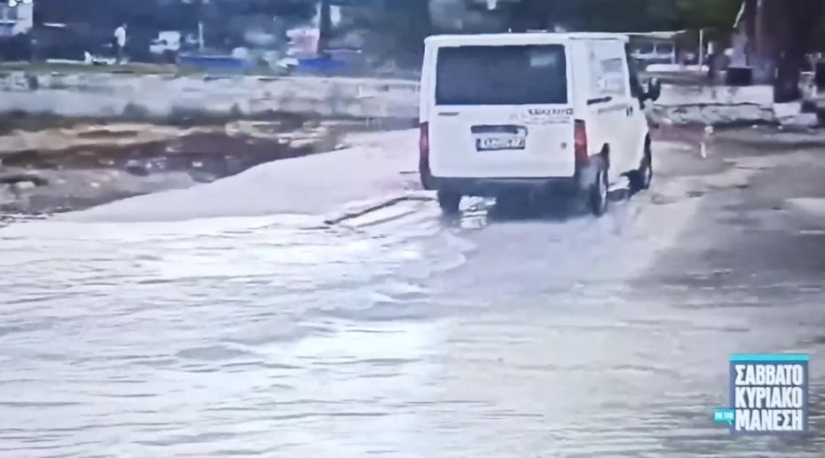 Το ποτάμι του Πόρου ξανά σήμερα στην τηλεόραση του Alpha [βίντεο]